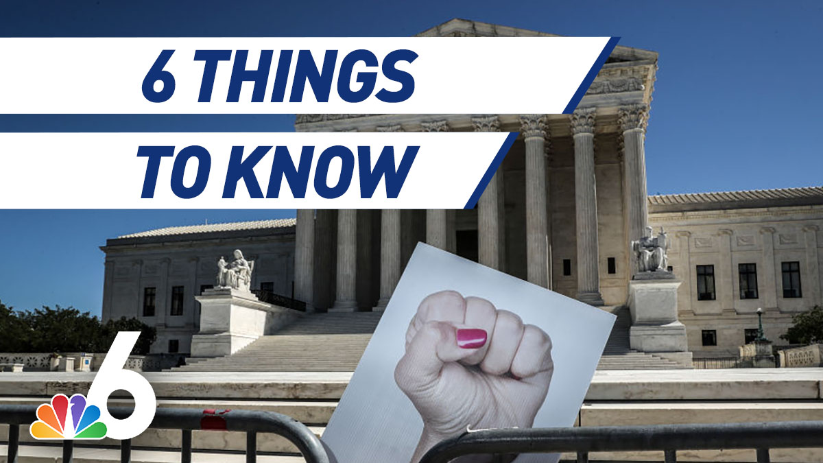 6 Things to Know – Local Woman Could Become Supreme Court Nominee, Inside Look at UM's 'Turnover Chain'