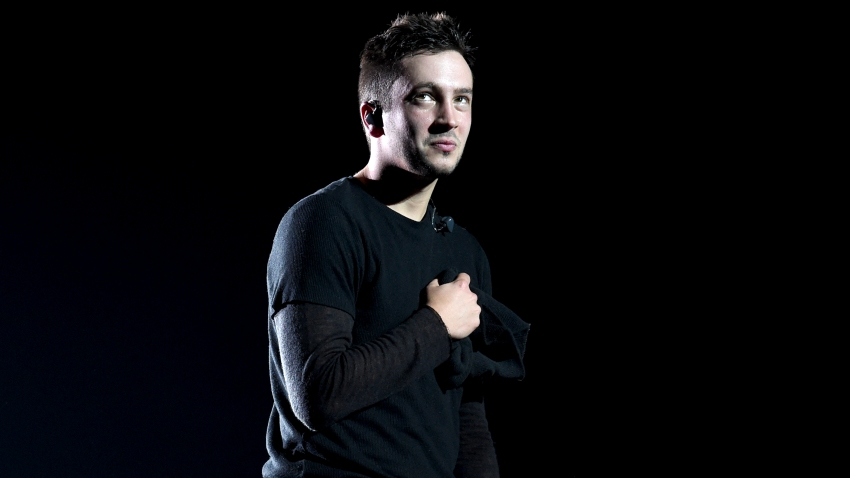 Tyler Joseph of Twenty One Pilots