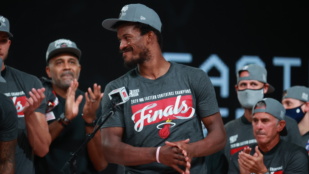Jimmy Butler Was An Easy Get For Miami Heat Ahead Of Finals Run Nbc 6 South Florida