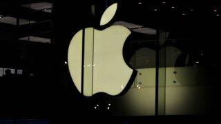 The Wangfujing Apple store in Beijing, China, Oct. 4, 2020.