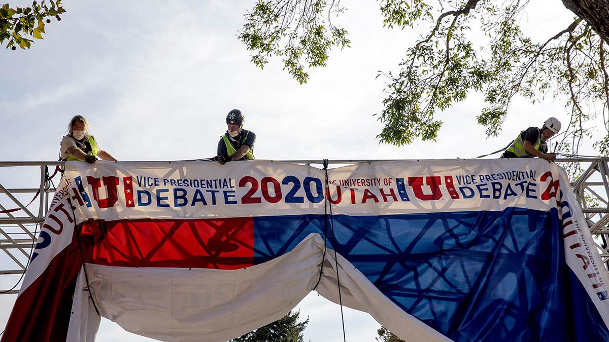 Mike Pence and Kamala Harris VP Debate Will Have Plexiglass Barrier Because of Coronavirus Concerns – NBC 6 South Florida