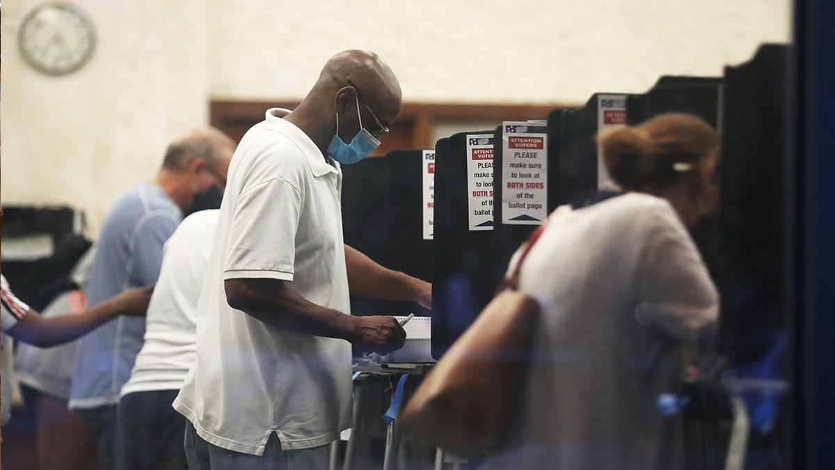 Florida Reports 1,707 New Coronavirus Cases as Positivity Rates Increase