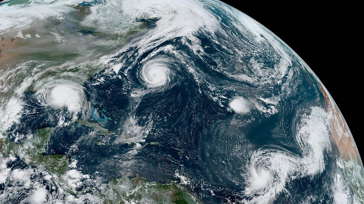 Busy, Record-Breaking 2020 Atlantic Hurricane Season Officially Ends