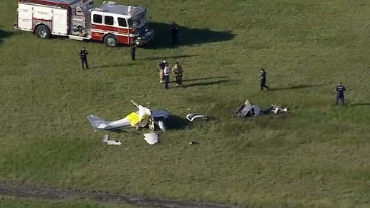 Authorities Identify Pilot Involved in Fatal Crash at Pembroke Pines Airport