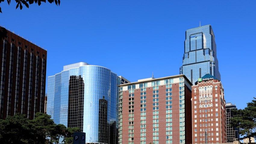 Kansas City Cityscapes And City Views