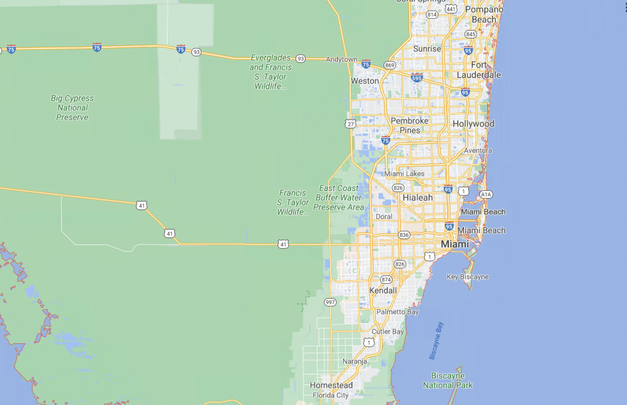 'Rumbling' Felt in Parts of South Florida