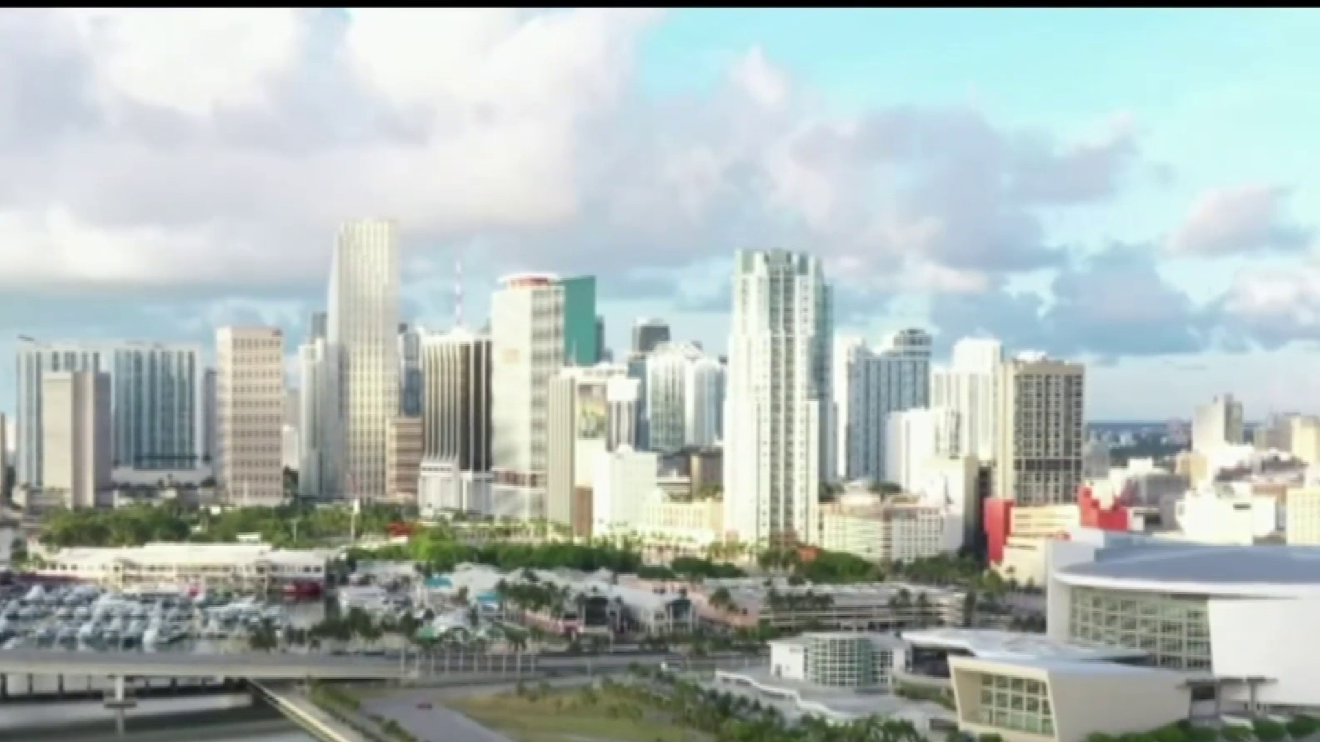Miami-Dade County Leaders Give Update on #Resilient305 Project