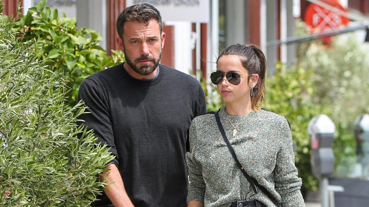 Ben Affleck and Ana De Armas Break Up After Less Than a ...