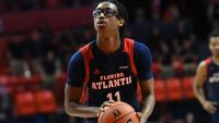 Forrest Scores 27 to Lead FAU Basketball Past FIU