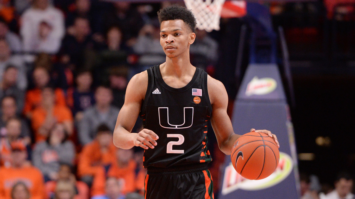 Wong Scores 30, Leads Miami Basketball Over No. 16 Louisville