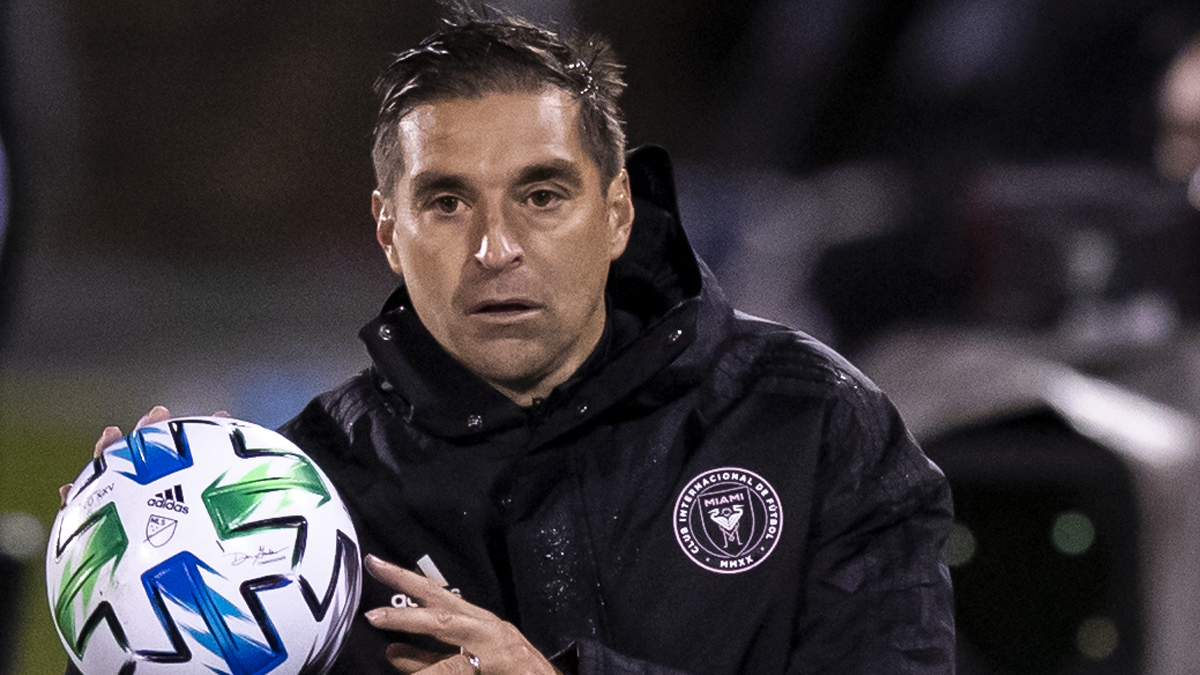 Diego Alonso Out as Coach of Inter Miami After One Season