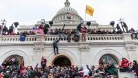 Police Response to U.S. Capitol Riot Draws Criticism