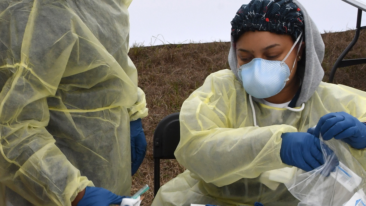 Florida Adds 16,875 New COVID-19 Cases, Reports 188 More Virus-Related Deaths Friday