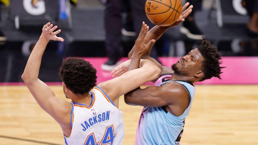 Miami Heat Go on 20-0 Run, Roll Past Oklahoma City Thunder ...