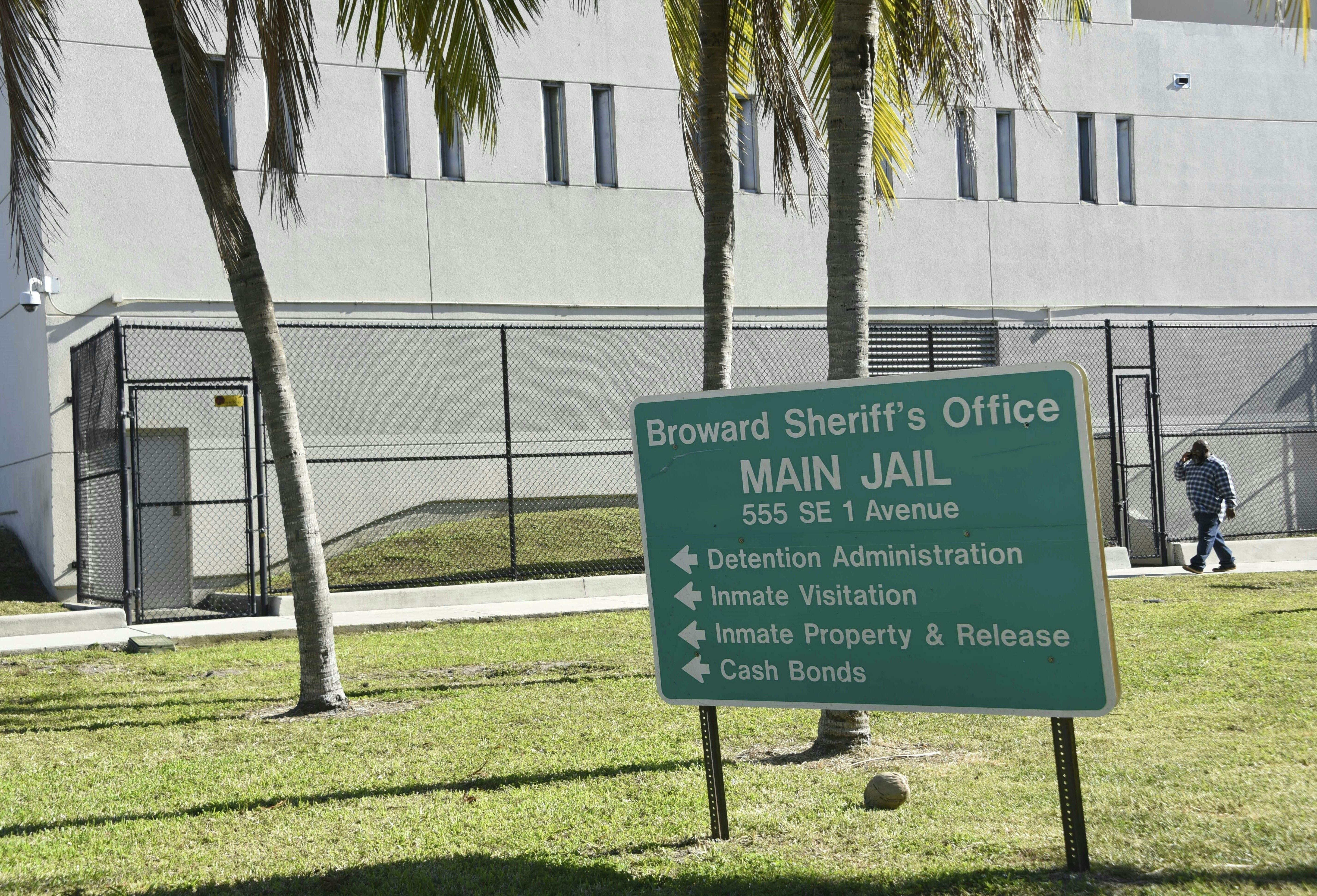 Broward Inmate Dies a Week After Altercation With Jail Staff