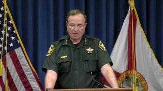 polk county sheriff Grady Judd