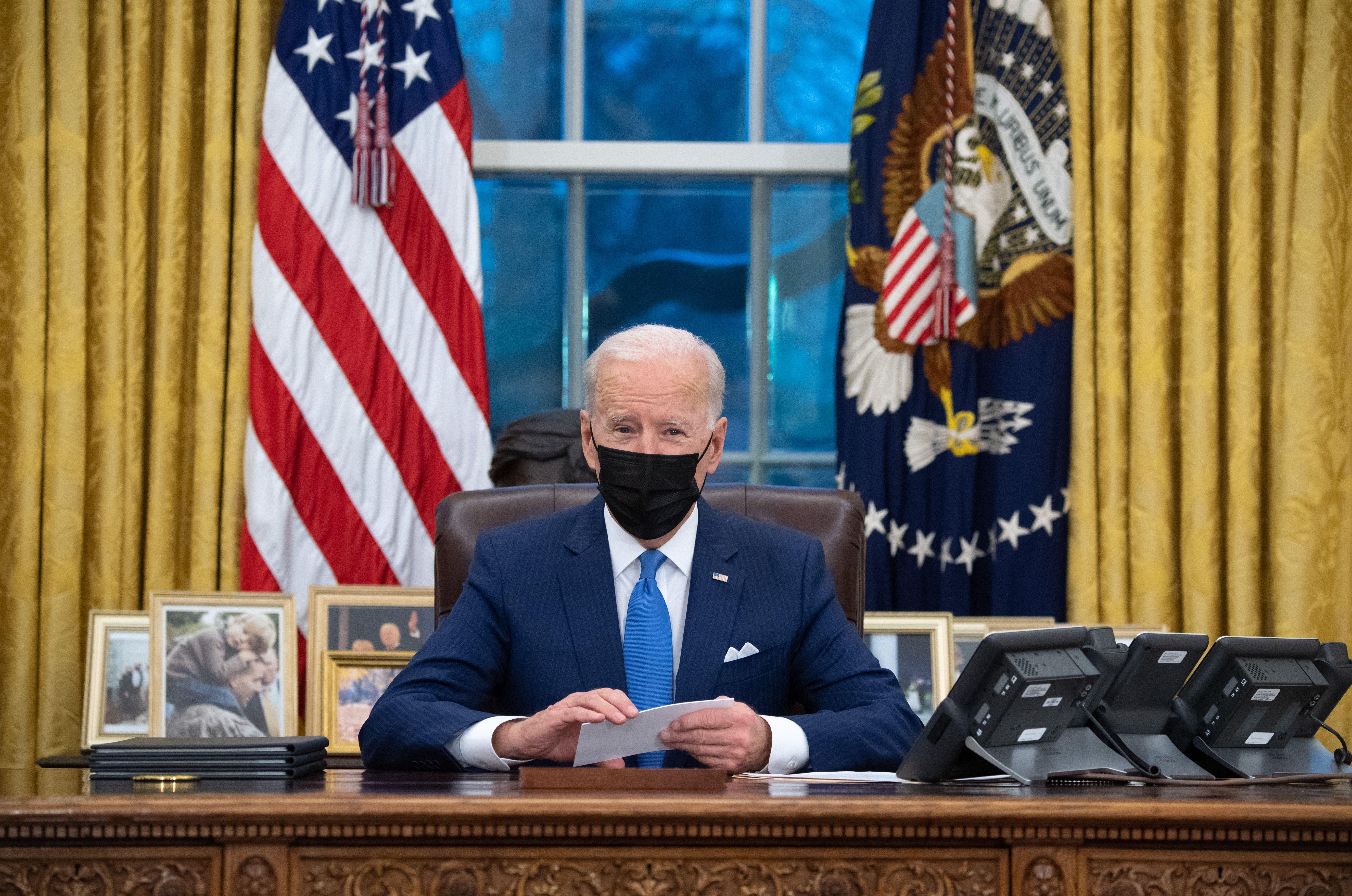 Deseoso de construir infraestructura, Biden planea gravar las empresas