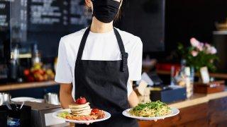restaurant server generic