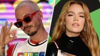 J Balvin, Karol G Lead 2021 Latin AMAs Nominations
