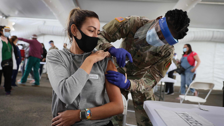 Actualizaciones de vacunas de Florida