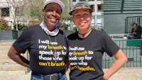Black and Asian Americans Stand Together Against Hate Crimes