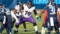 Tackle Fluker Signs a 1-Year Contract With Miami Dolphins
