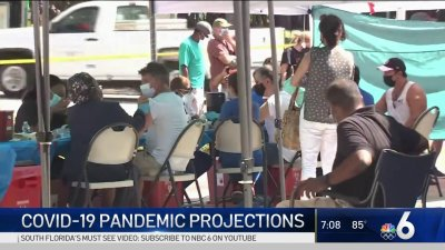 U.S. Could Be Through Worst of Pandemic by July, Researchers Say