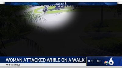 Footage Shows Woman Getting Attacked in SW Miami-Dade Neighborhood