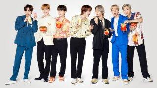 K-pop group BTS