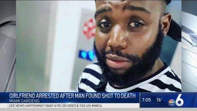 Girlfriend Arrested After Man Shot to Death in Miami Gardens