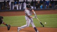 Riley Homers, Smyly Wins on Birthday as Atlanta Braves Top Miami Marlins