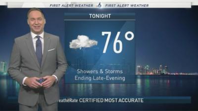 NBC 6 First Alert Forecast – June 15, 2021 Evening