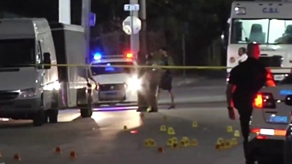 Spike in Gun Violence in South Florida