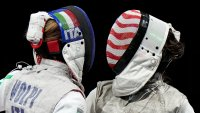 US Fencers Finish Fourth in Women's Team Foil