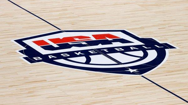 team usa basketball generic logo getty