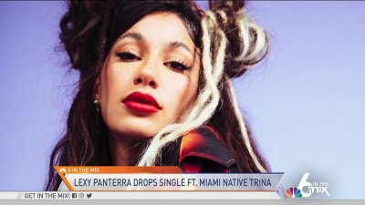 Lexy Panterra Drops Single Ft. Miami Native Trina