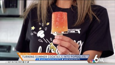 Turning Summer Cocktails Into Popsicles