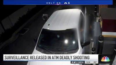 Surveillance Video Shows Deadly Kendall ATM Shootout