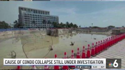 Cause of Condo Collapse Still Under Investigation
