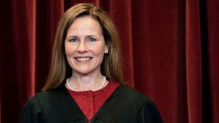 Supreme Court Justice Amy Coney Barrett