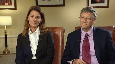 Bill Gates and Melinda French Gates Officially Divorce