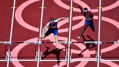 Norway's Karsten Warholm Breaks World Record to Win 400m Hurdles Gold, USA's Rai Benjamin Takes Silver