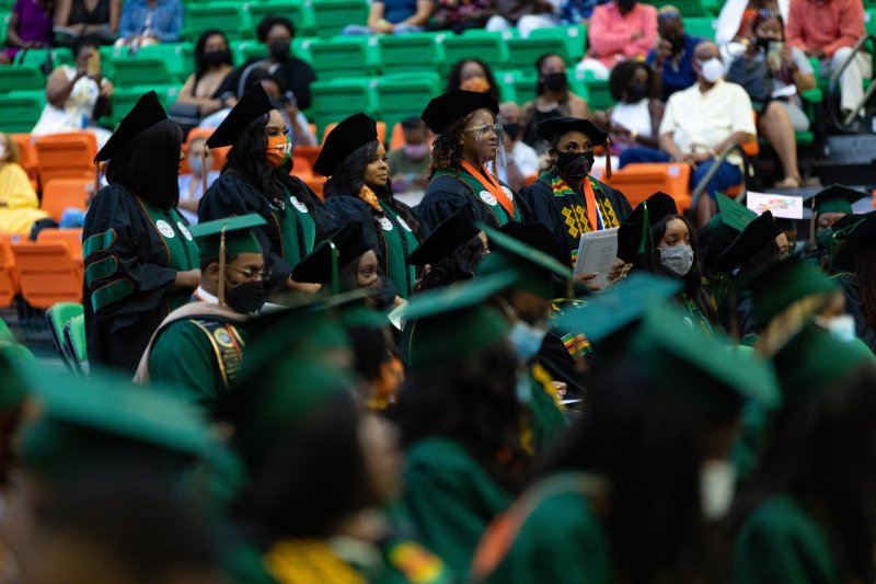 FAMU Holds In-Person Graduation Ceremony