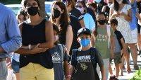 1st Florida School District Gets Federal Cash for Virus Mask Vote