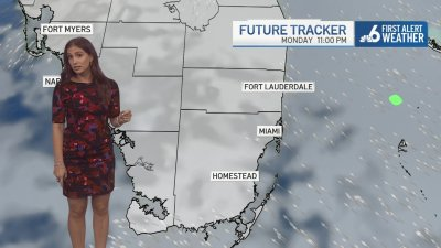 NBC 6 Forecast – August 2nd, 2021 Midday