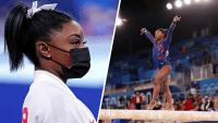 How Simone Biles' 'Twisties' May Impact Olympic Beam Finals