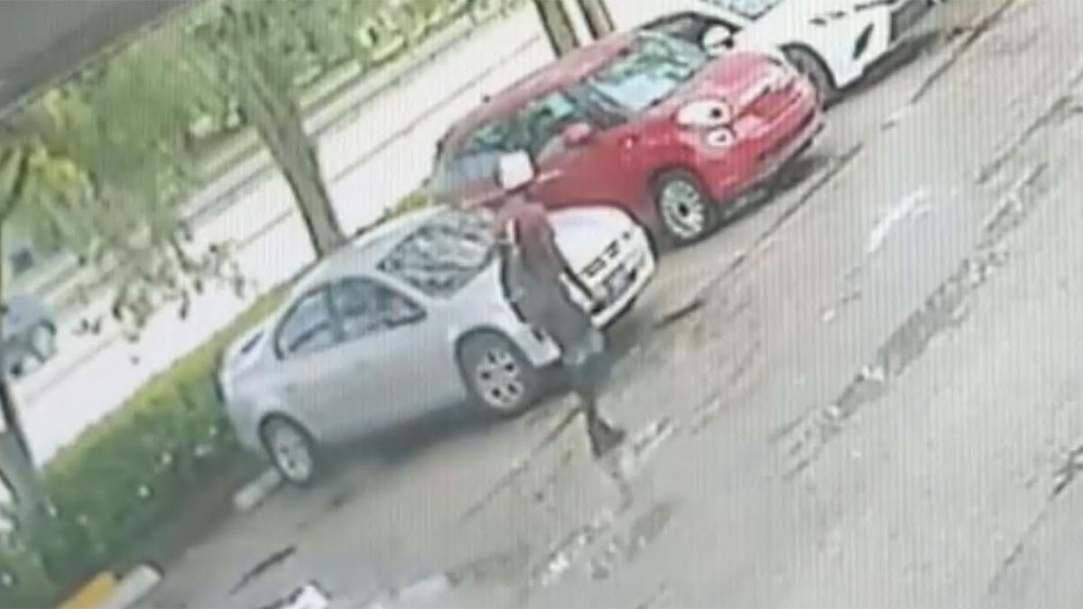Suspect Sought in Random Stabbing at Miramar Shopping Plaza