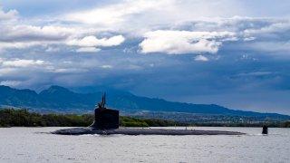 USS Missouri (SSN 780) Deploys