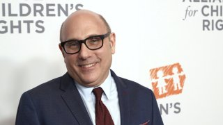 Willie Garson arrives at The Alliance for Children's Rights 28th Annual Dinner at The Beverly Hilton on Thursday, March 5, 2020, in Beverly Hills, Calif.