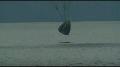 WATCH: SpaceX's Inspiration4 Splashes Down Off Florida Coast